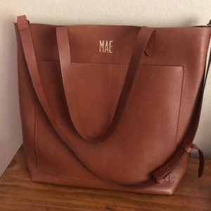 Madewell Medium Transport Bag